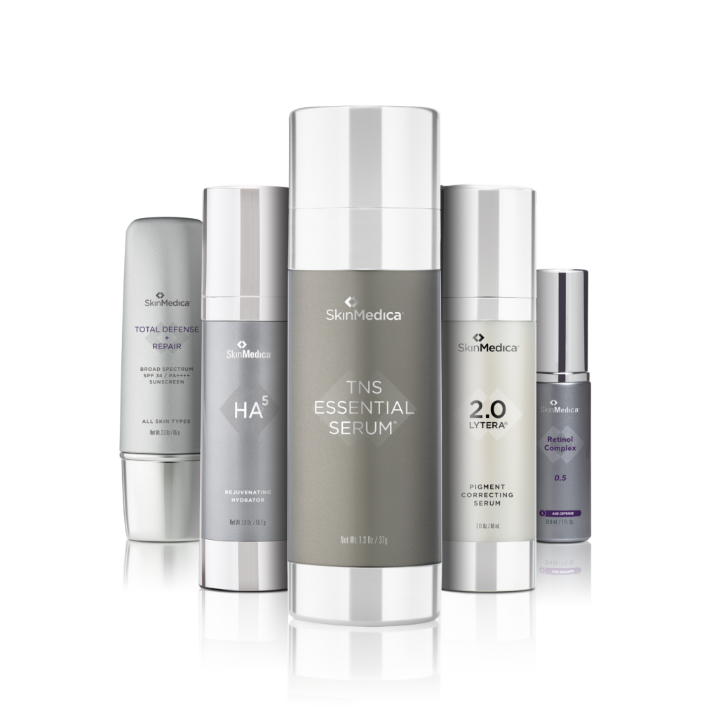 SkinMedica Best Sellers available at Skin Renewal Systems