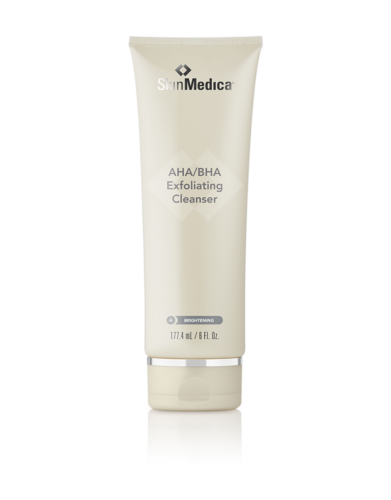SkinMedica AHA / BHA Exfoliating Cleanser available at Skin Renewal Systems