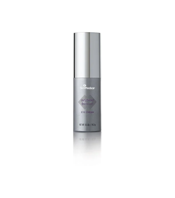 SkinMedica Instant Bright Eye Cream available from Skin Renewal Systems