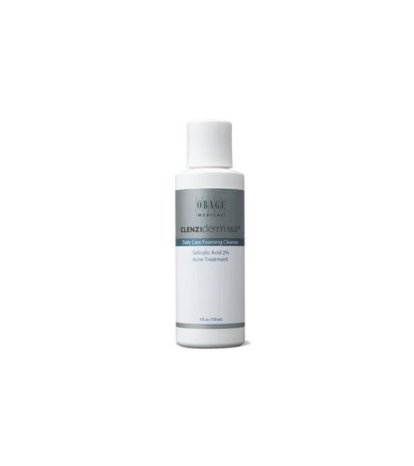 Clenziderm 2% Salicylic Acid for Acne available at Skin Renewal Systems