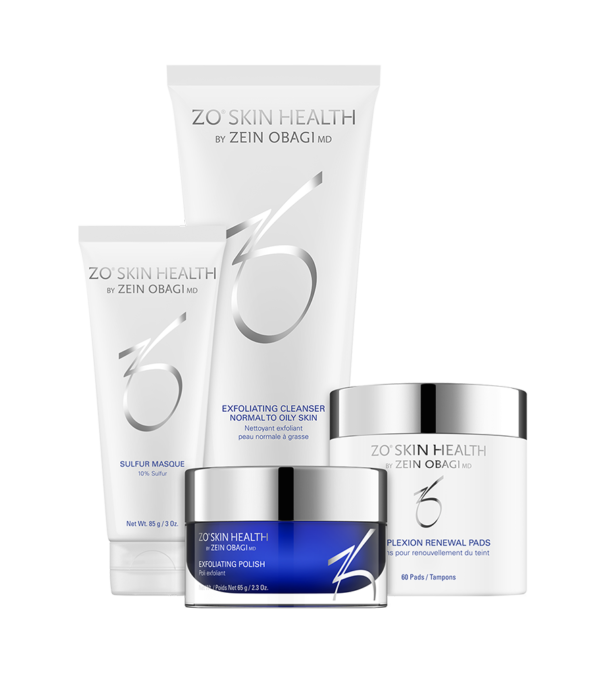 ZO Acne Treatment Program available at Skin Renewal Systems