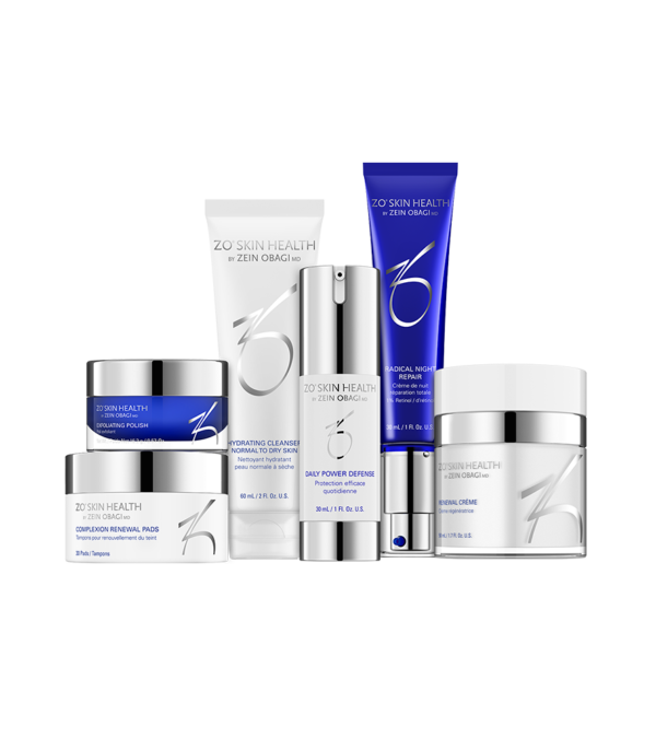 ZO Agressive Anti-Aging Skincare Program available at Skin Renewal Systems