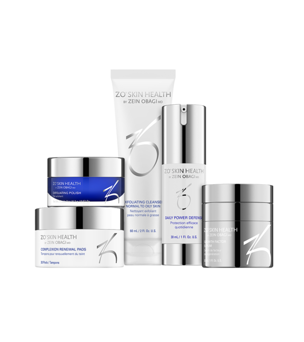 ZO Anti-Aging Skincare Program available at Skin Renewal Systems