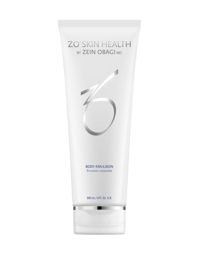 ZO Body Emulsion available at Skin Renewal Systems
