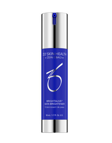 ZO Brightalive Skin Brightener available at Skin Renewal Systems