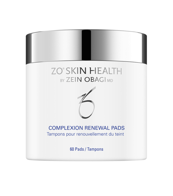 ZO Complexion Renewal Pads available at Skin Renewal Systems