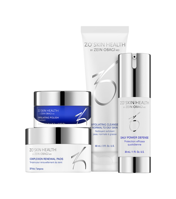 ZO Daily Skincare Program available at Skin Renewal Systems
