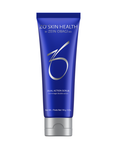 ZO Dual Action Scrub available at Skin Renewal Systems