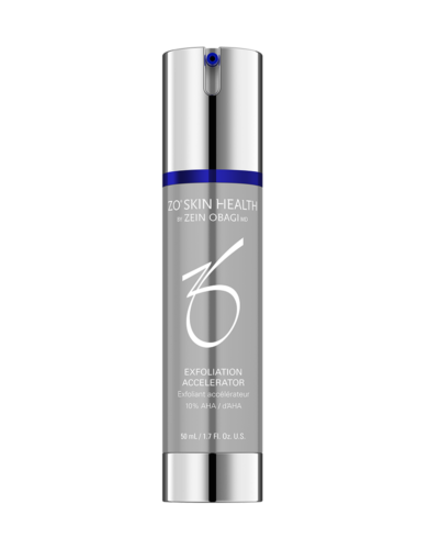 ZO Exfoliating Accelerator available at Skin Renewal Systems