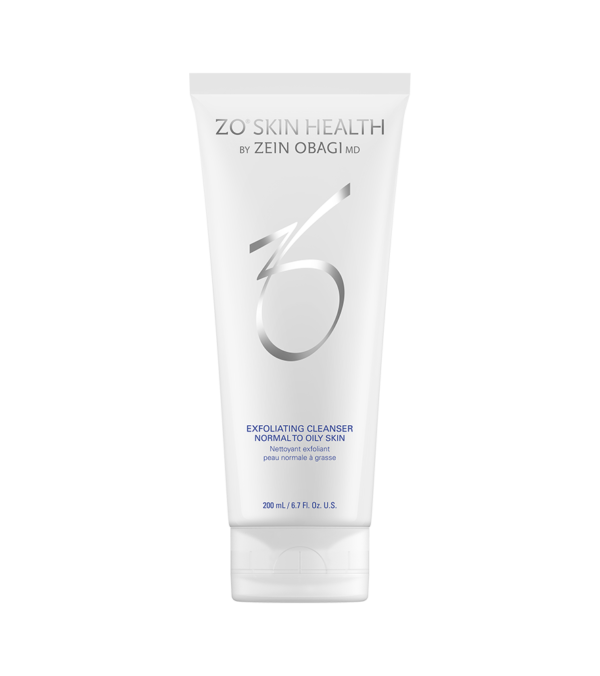 ZO Exfoliating Cleanser for Normal to Oily Skin now available at Skin Renewal Systems