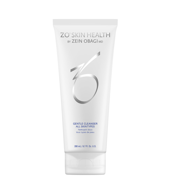ZO Gentle Cleanser for All Skin Types available at Skin Renewal Systems
