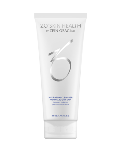 ZO Hydrating Cleanser for Normal to Dry Skin available at Skin Renewal Systems