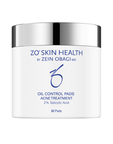 ZO Oil Control Pads Acne Treatment available at Skin Renewal Systems
