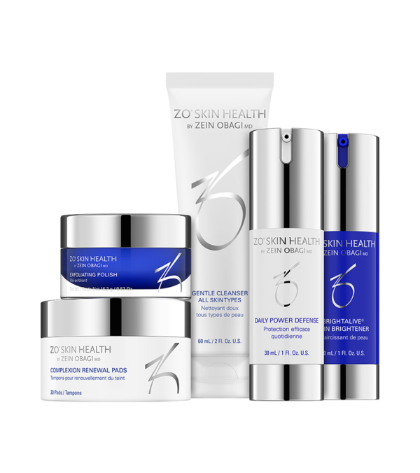 ZO Skin Brightening Program available at Skin Renewal Systems