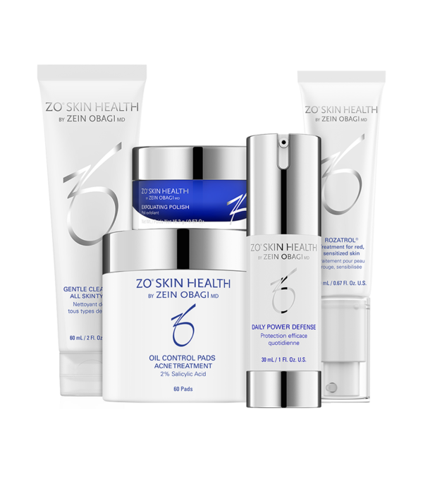 ZO Skin Normalizing Program available at Skin Renewal Systems