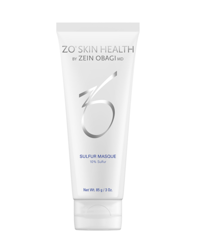 ZO Sulfur Masque available at Skin Renewal Systems