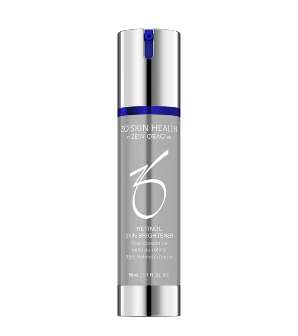 ZO Retinol Skin Brightener 05% available at Skin Renewal Systems