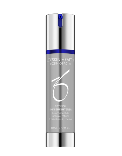 ZO Retinol Skin Brightener .25% available at Skin Renewal Systems