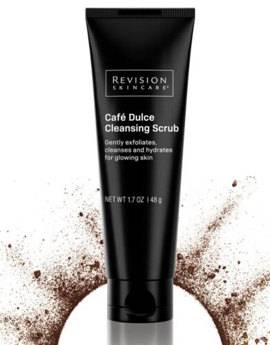 Limited Edition Cafe Dulce Cleansing Scrub by Revision
